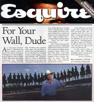 Esquire Magazine article on J. Dub's