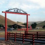 Ranch Sign - Los Vaqueros Ranch