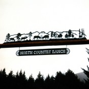 Ranch Sign - North Country Ranch