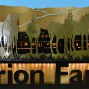 Ranch Sign - Orrion Farms