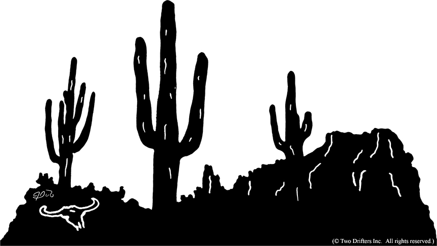 decorative silhouettes j dub s metalworks cactus clipart black and white cactus clip art colored
