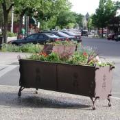 J. Dub's street planter